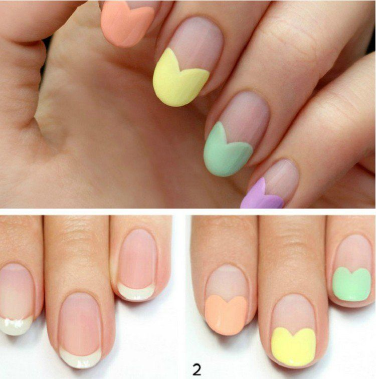 decoration ongles facile a faire