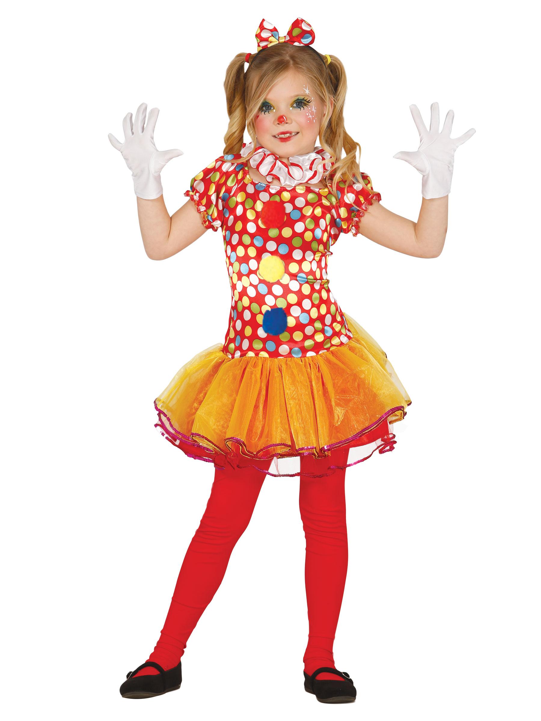 deguisement clown fille pas cher