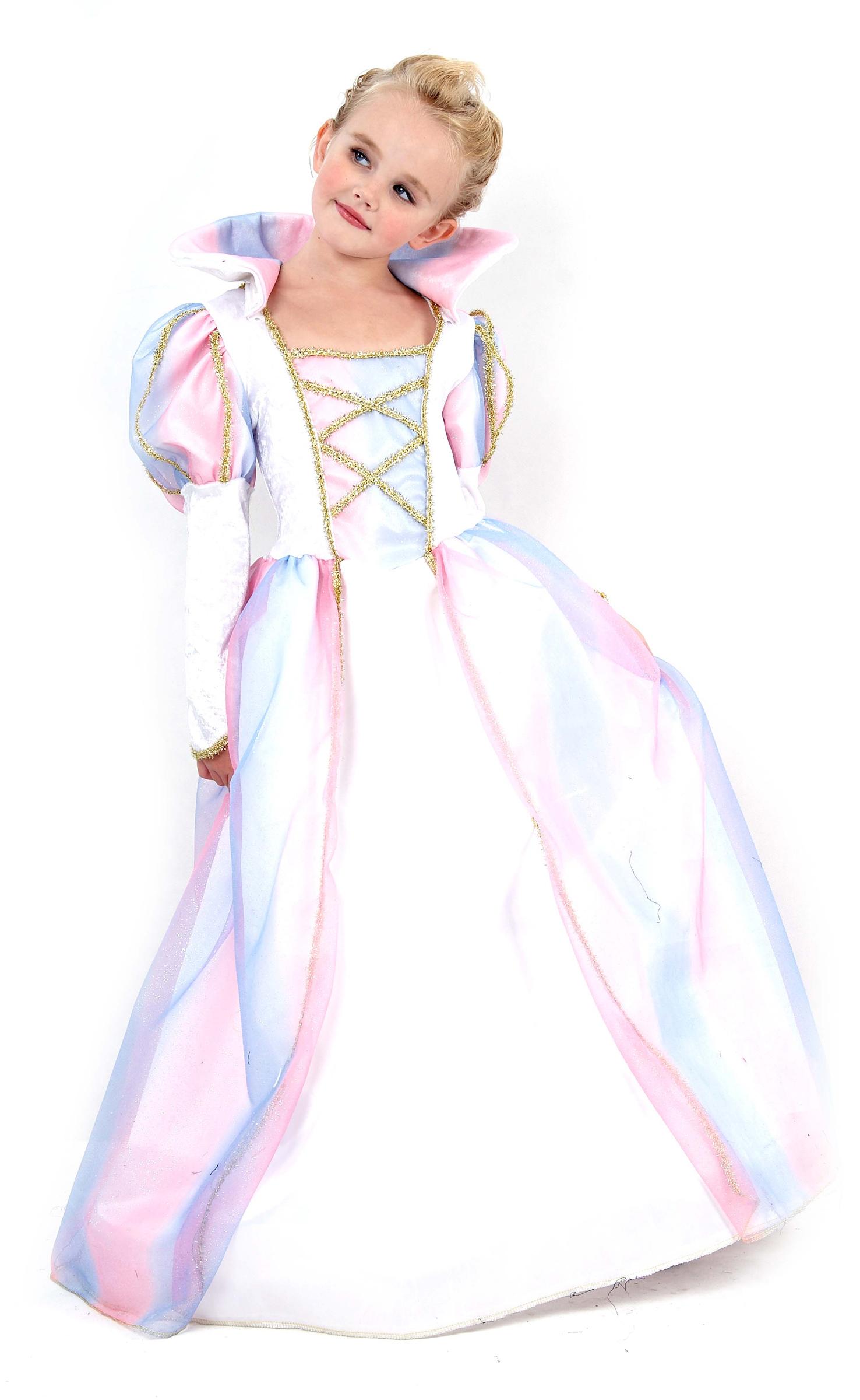 deguisement fille princesse