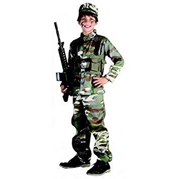 deguisement militaire amazon