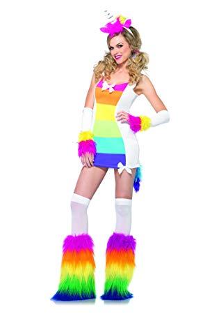 deguisement multicolore
