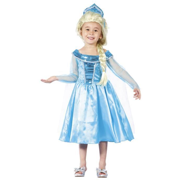 deguisement princesse 3-4 ans