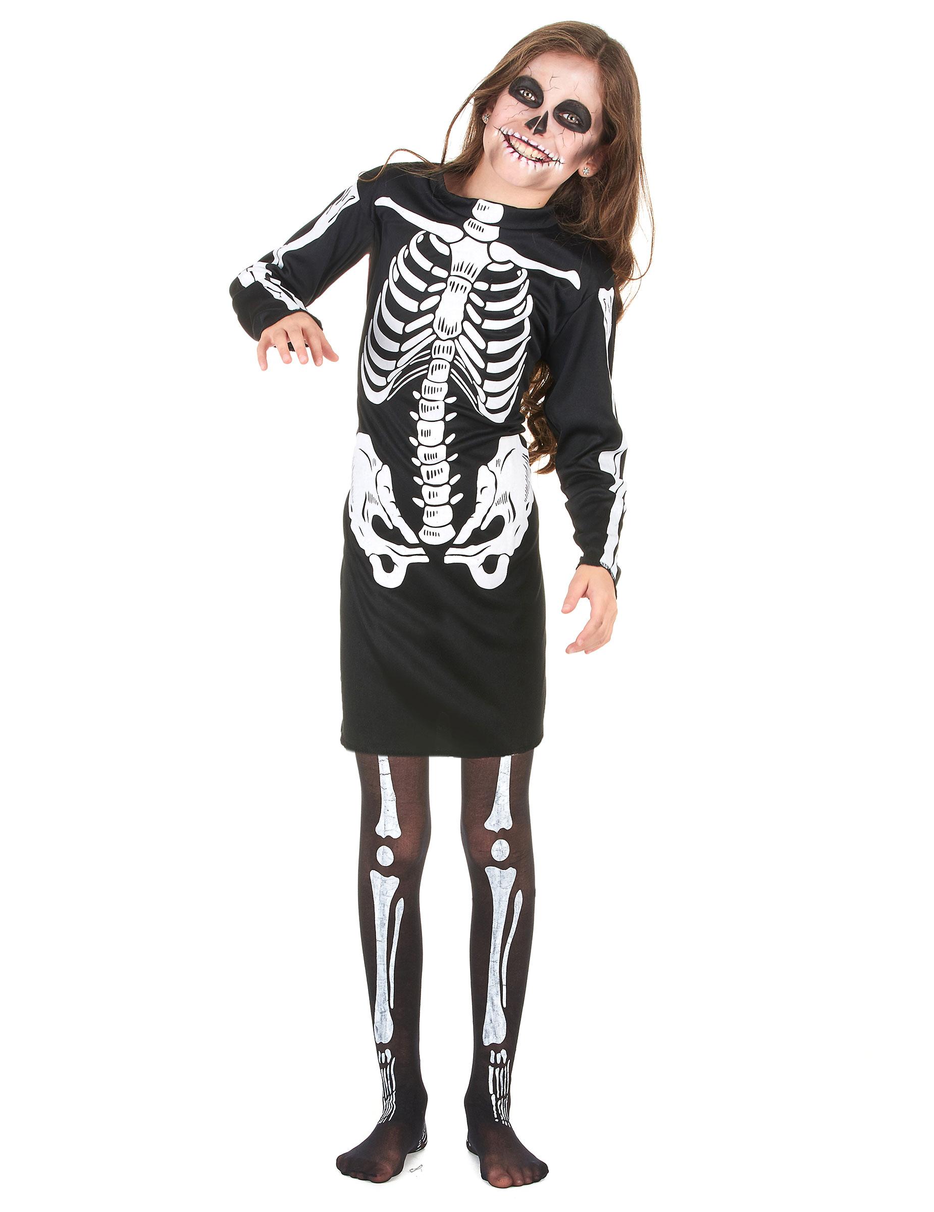 deguisement squelette