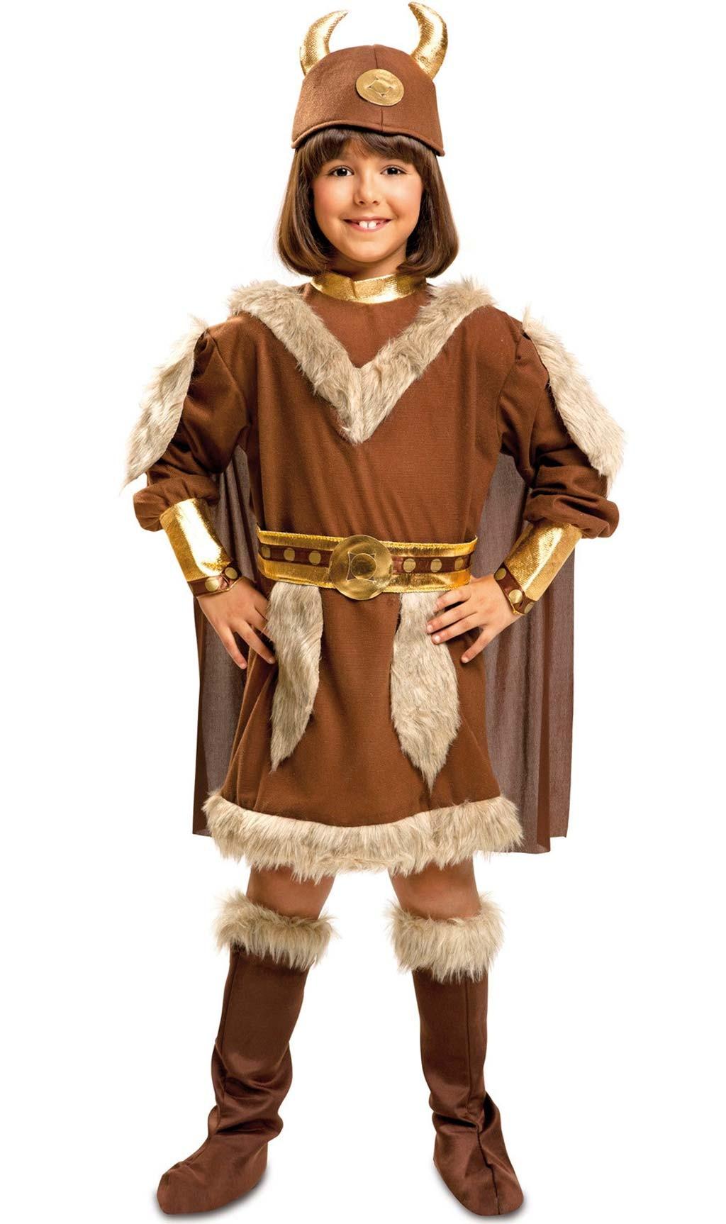 déguisement viking enfant
