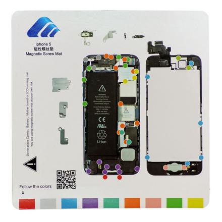 demontage iphone 5