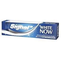 dentifrice signal