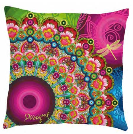 desigual coussin