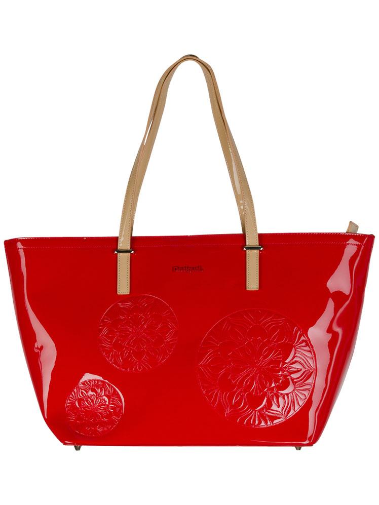 desigual sac rouge