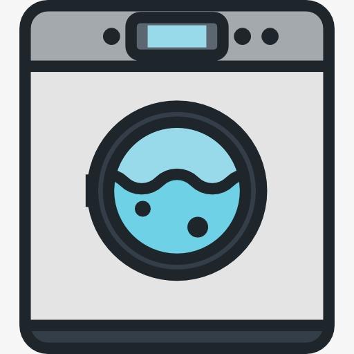 dessin machine a laver