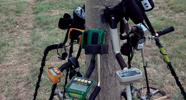 détecteurs de métaux d'occasion