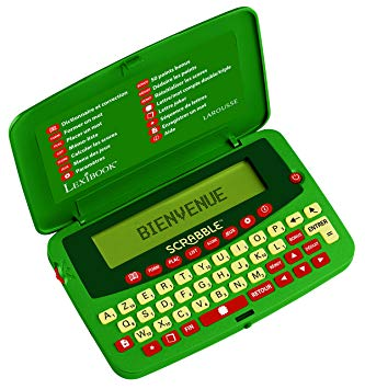 dictionnaire electronique de scrabble