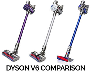 difference dyson v6