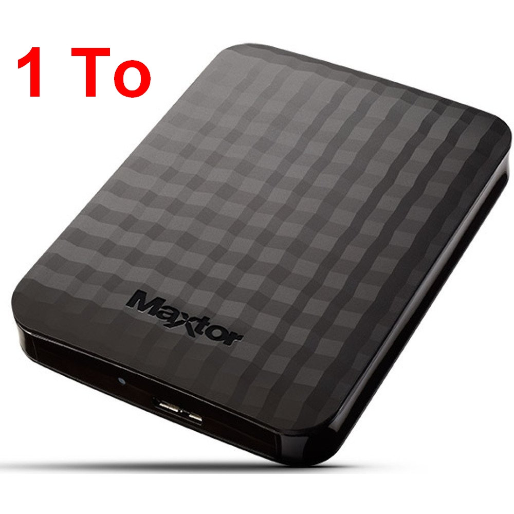 disque dur externe pas cher 2to