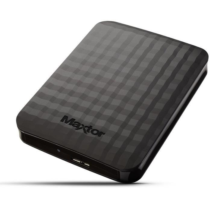 disque dur externe solde