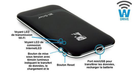 disque dur externe ssd wifi