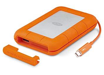 disque dur externe thunderbolt 2