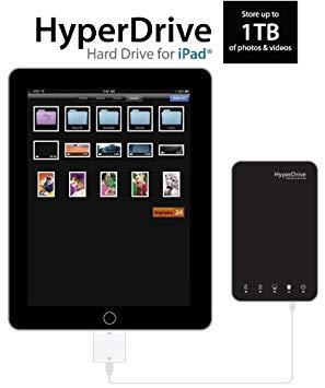 disque dur pour ipad