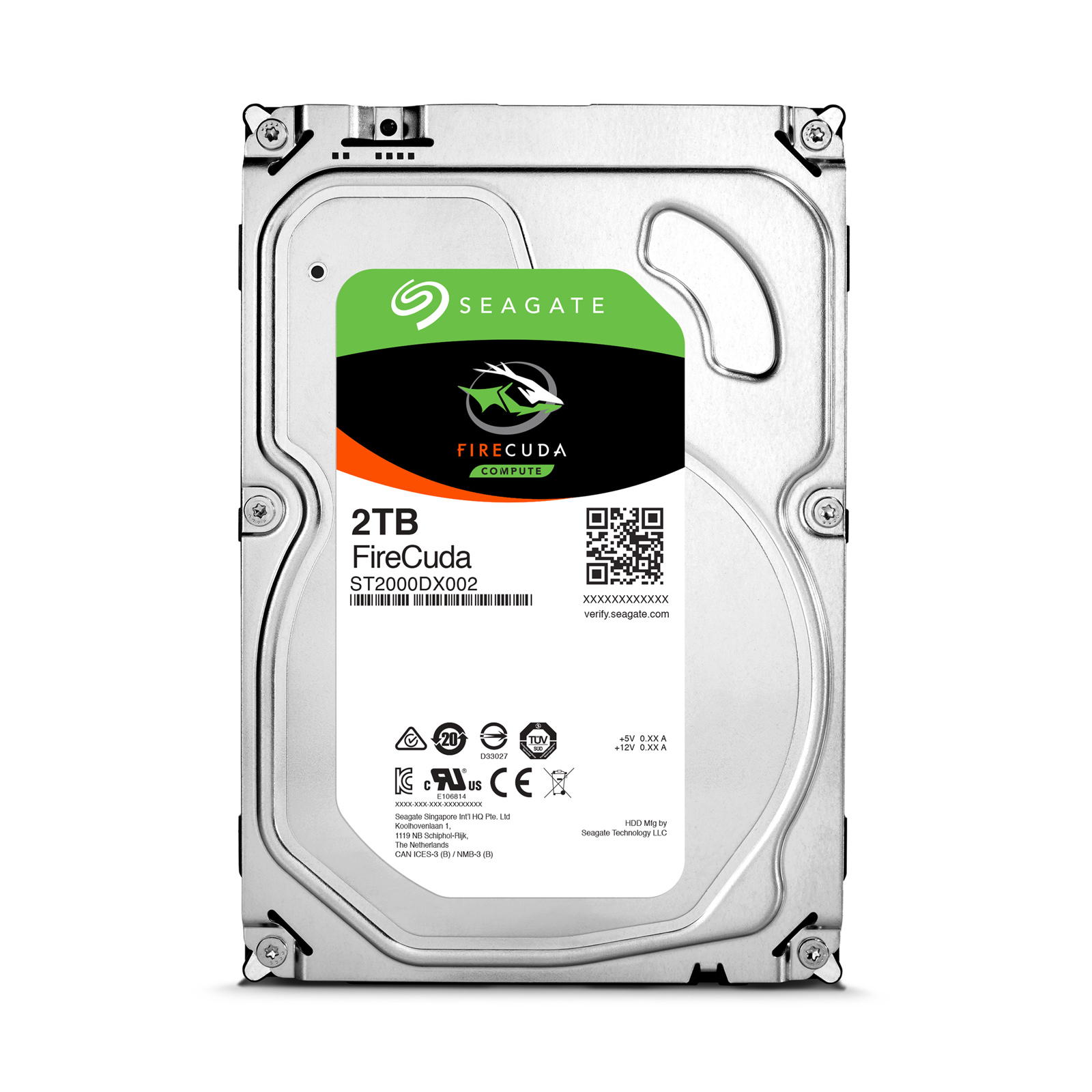 disque dur seagate 2to
