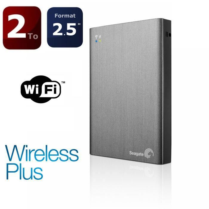 disque dur wireless