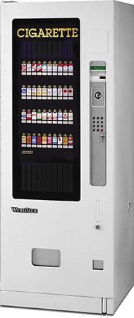 distributeur de cigarette automatique