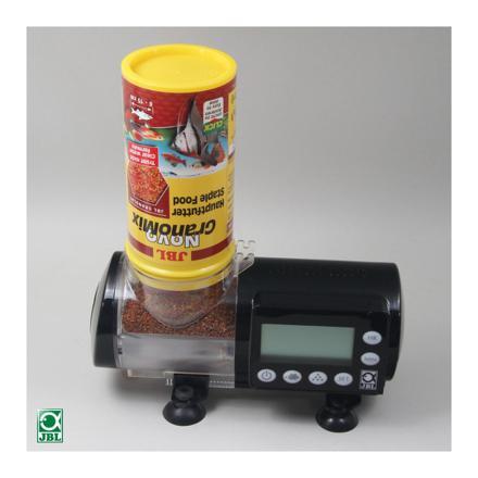distributeur de nourriture pour aquarium