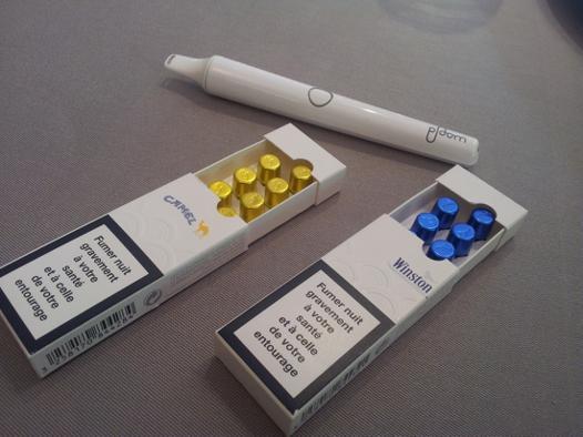 dosette cigarette