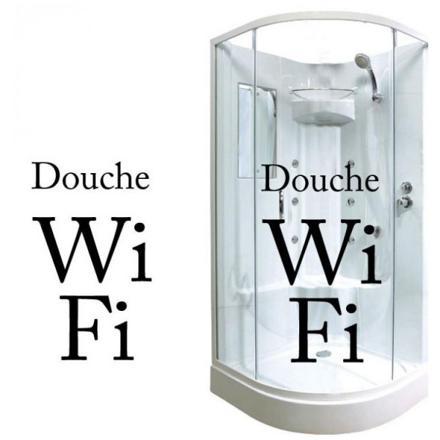 douche wifi