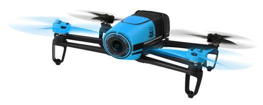 drone parrot avec camera