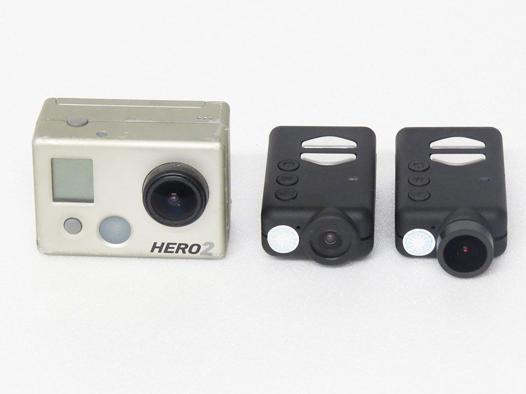 drone pour camera