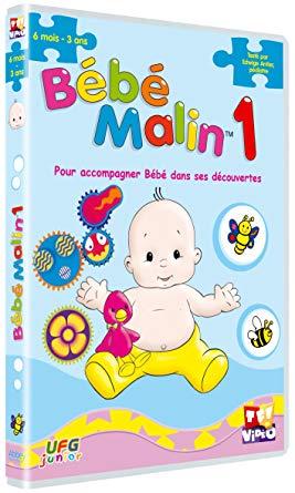dvd pour bébé