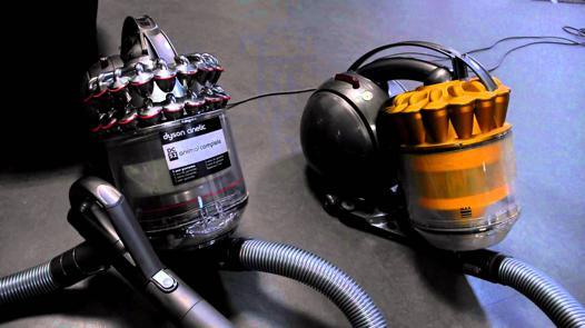 dyson bruit