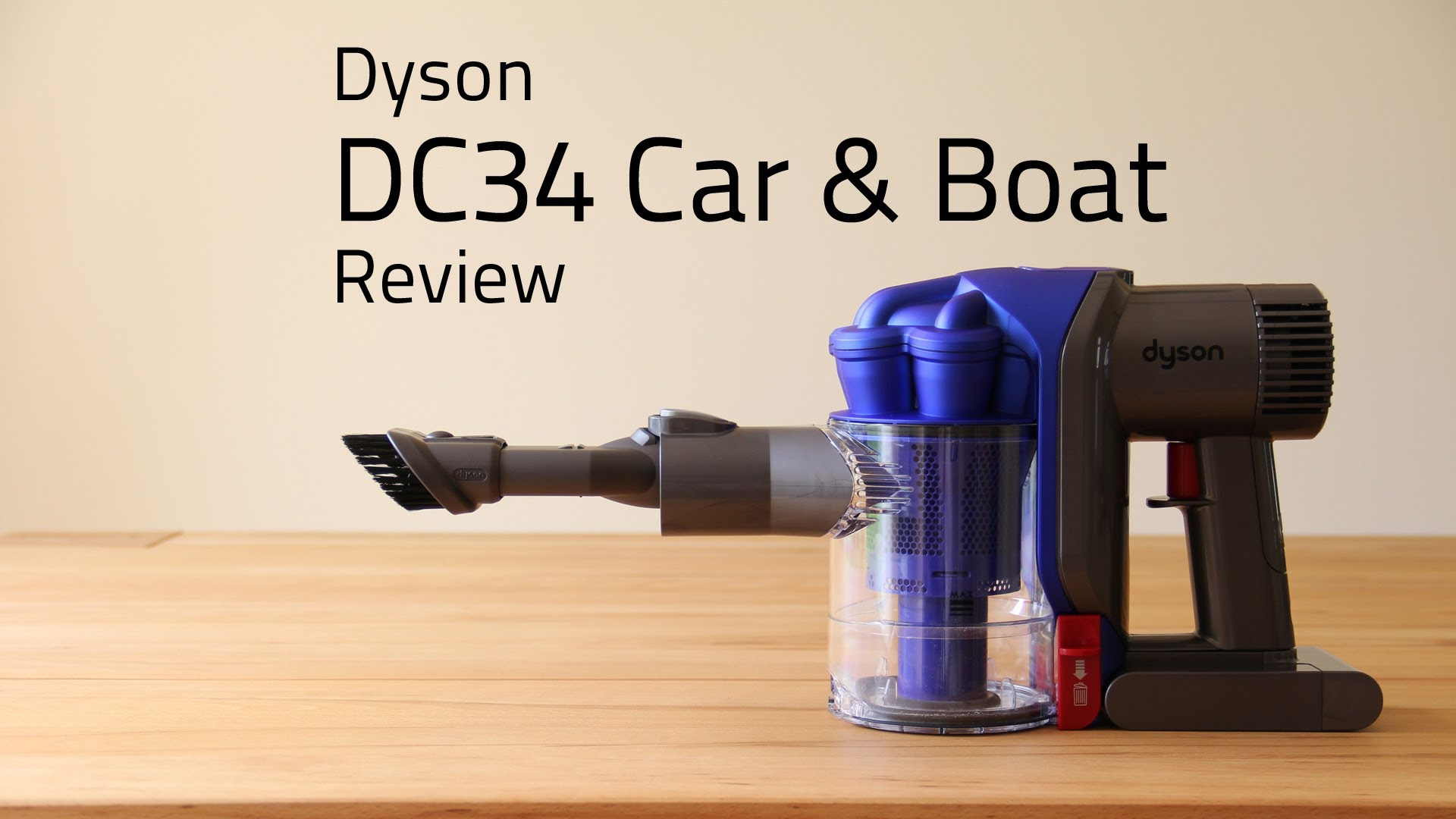 dyson dc45 car and boat