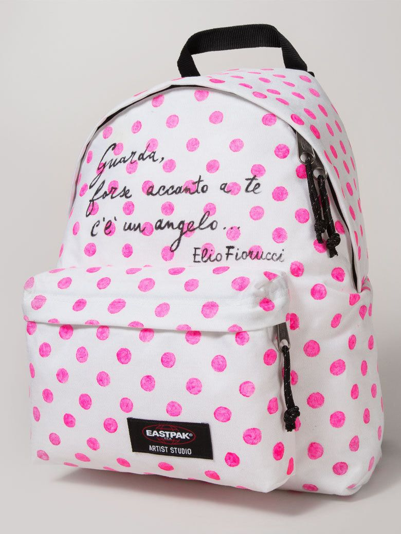 eastpak original pour fille rose