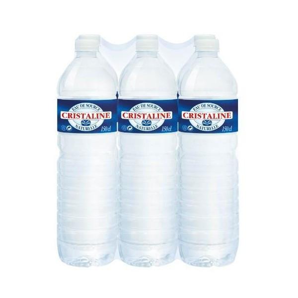 eau cristalline avis