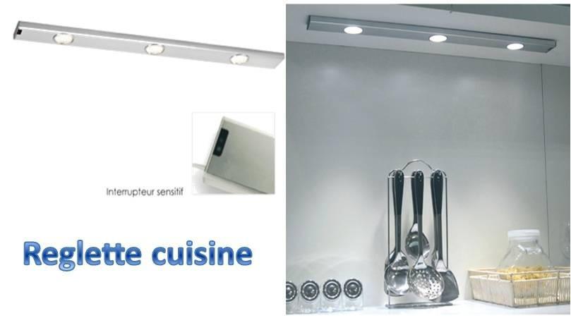 eclairage cuisine sans fil