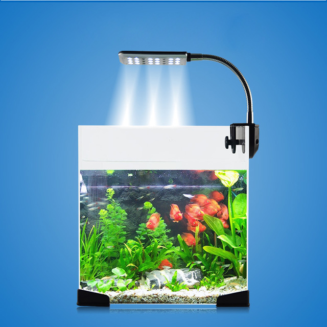 eclairage led aquarium nano