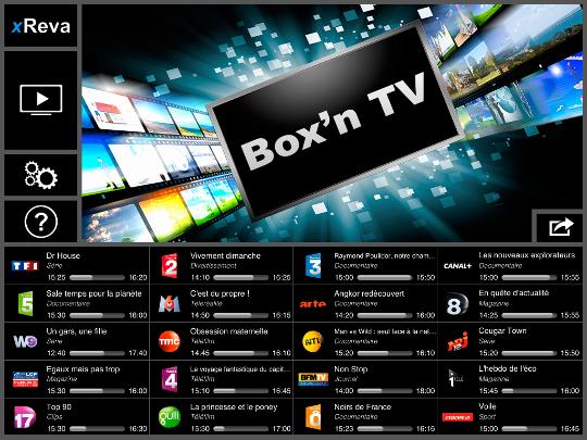 ecran pc sur tv freebox
