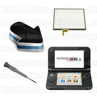 ecran tactile 3ds xl