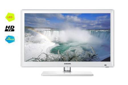 ecran tv samsung blanc