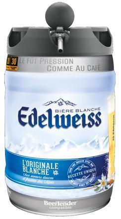 edelweiss biere fut