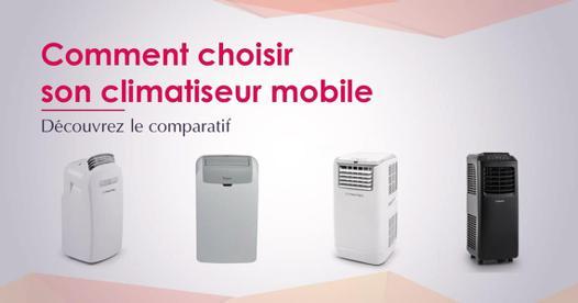 efficacité climatiseur mobile