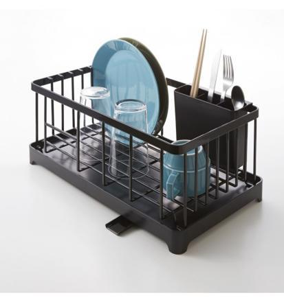 egouttoir vaisselle noir design