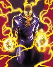 electric man marvel
