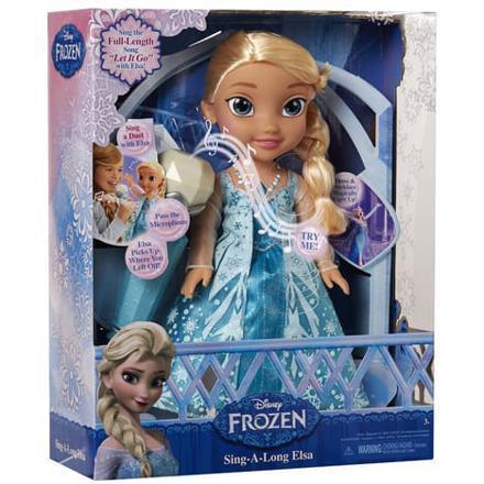 elsa reine des neiges chante en francais