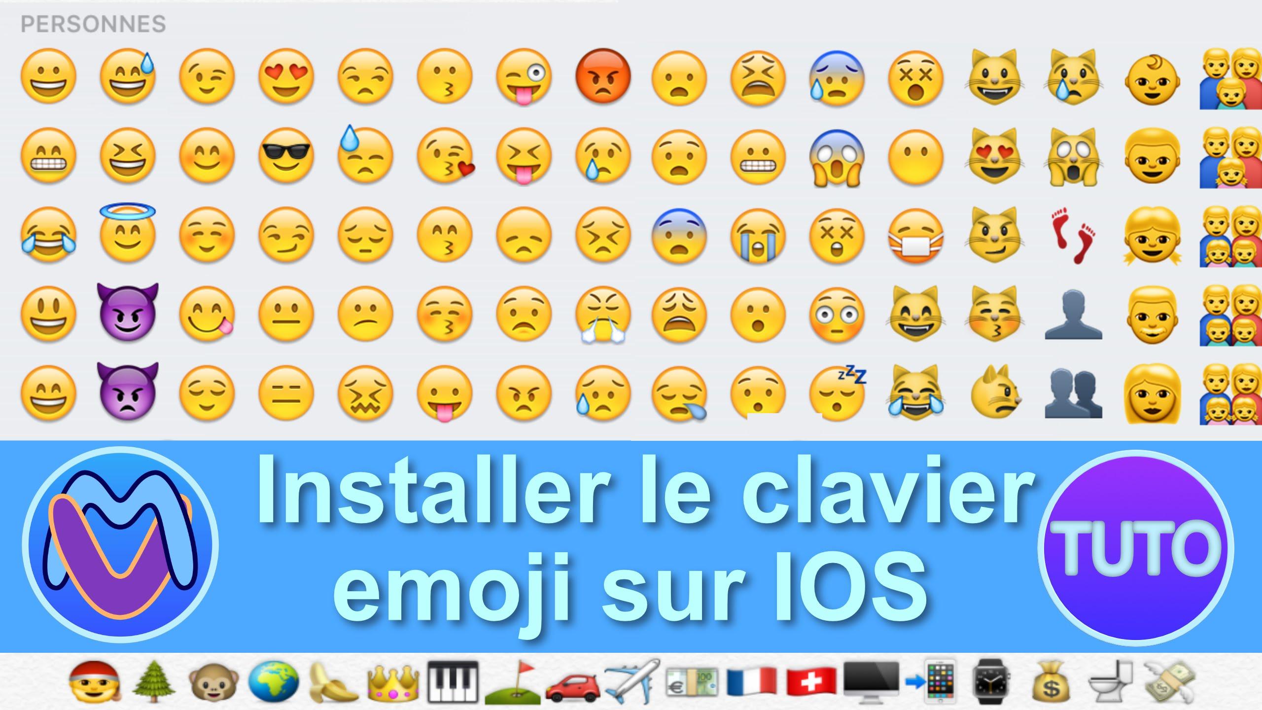 emoji clavier samsung