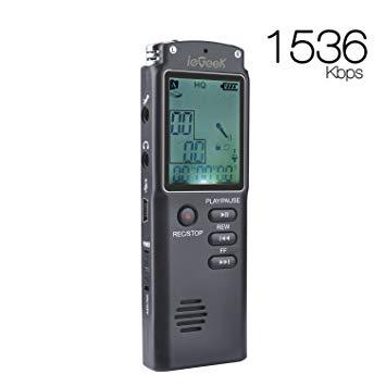 enregistreur audio numerique
