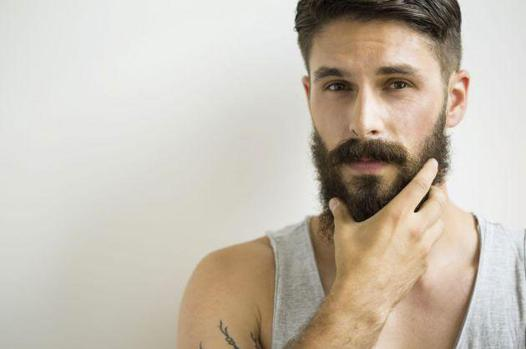 entretenir sa barbe douce