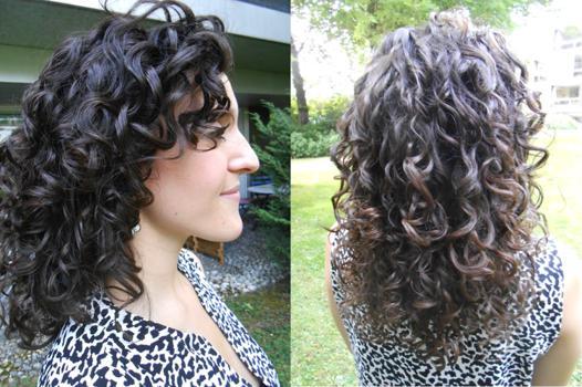 entretien cheveux bouclés