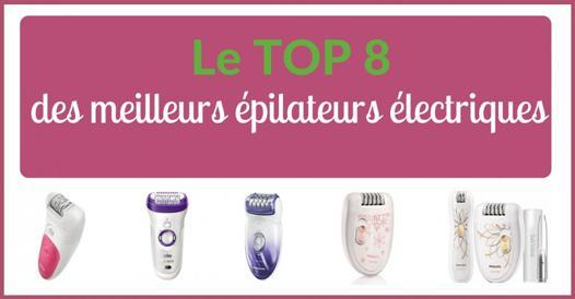 epilateur electrique efficace