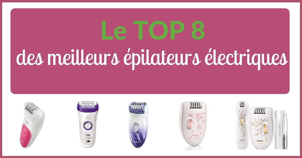 epilateur electrique pas cher et efficace